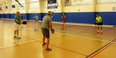 Pickleball Doubles