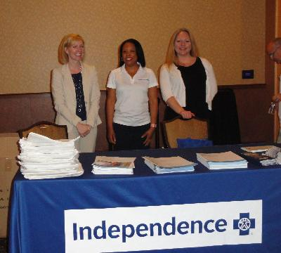 Independence Blue Cross, proud sponsor of Older American's month