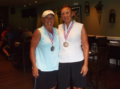 18 Hole Golf medalists