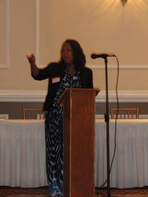 Rahmah Allen, Supervisor of Assessment and Nursing Home Transition, County Office of Services for the Aging