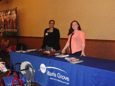 Maris Grove, proud sponsor of Older American's month