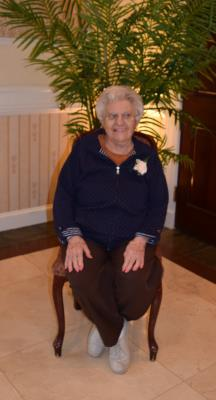Sarah Nader, of Granite Farms in Media, age 104