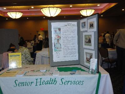 Crozer Keystone Senior Health Services, proud sponsor of Older American's month