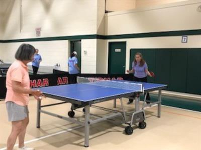 Table Tennis- Women's Singles