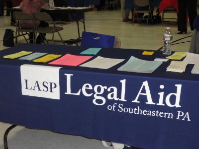 Legal Aid of Southeastern PA, Link partner