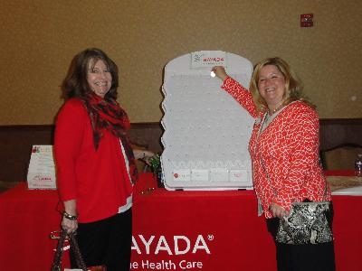 Bayada Home Health Care, proud sponsor of Older American's month