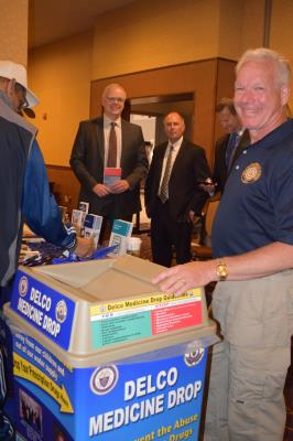 Delaware County CID and the Medicine Drop Box