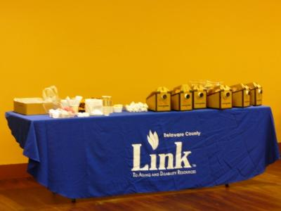 The Link Legal Day was sponsored by the Delaware County Link to Aging and Disability Resource Center.